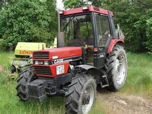tracteur Case IH 685XL