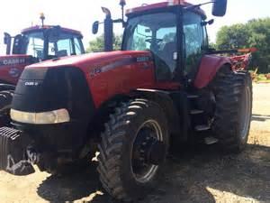 tracteur Case IH MX215