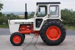 996 - Fiche technique David Brown 996