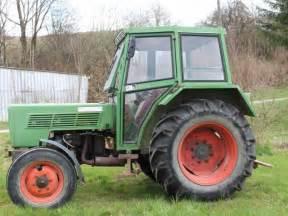 Farmer 104LS - Fiche technique Fendt FARMER 104LS