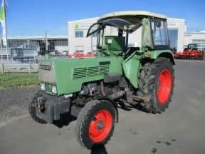 Farmer 105S - Fiche technique Fendt FARMER 105S