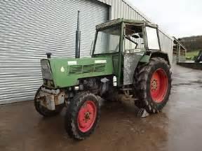 Farmer 108LS - Fiche technique Fendt FARMER 108LS