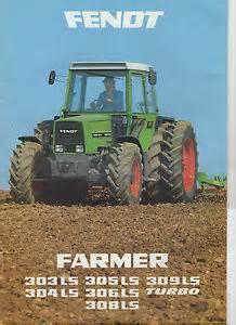 Farmer 303LS - Fiche technique Fendt FARMER 303LS