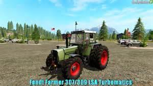 Farmer 307 - Fiche technique Fendt FARMER 307