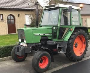 Farmer 307LS - Fiche technique Fendt FARMER 307LS
