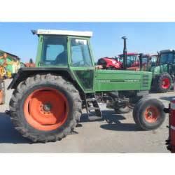 Farmer 311 - Fiche technique Fendt FARMER 311