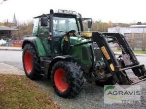 Farmer 409 Vario - Fiche technique Fendt FARMER 409 VARIO