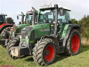 Farmer 412 Vario - Fiche technique Fendt FARMER 412 VARIO