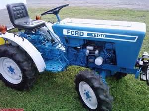 1100 - Fiche technique Ford 1100