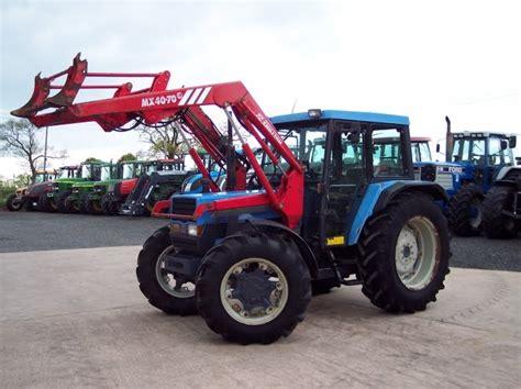 tracteur Landini VISION 85