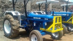 tracteur New Holland 5030
