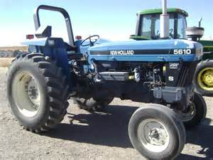 7810S - Fiche technique New Holland 7810S