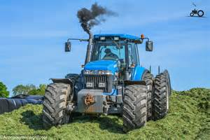 tracteur New Holland 8670