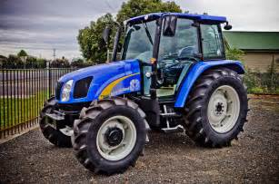 tracteur New Holland 9480