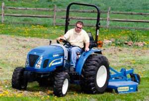 Boomer 24 - Fiche technique New Holland BOOMER 24
