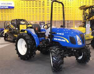 Boomer 45 - Fiche technique New Holland BOOMER 45