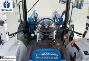tracteur New Holland T5070