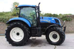 T7.200 - Fiche technique New Holland T7.200