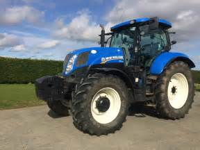 T7.210 - Fiche technique New Holland T7.210