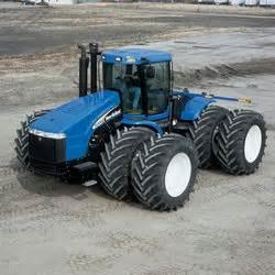 tracteur New Holland TJ500