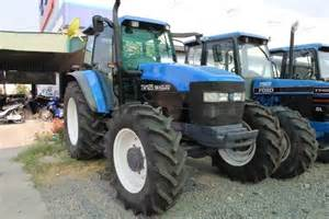 TM125 - Fiche technique New Holland TM125