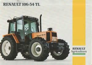 106 54 TL - Fiche technique Renault 106-54 TL