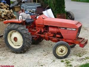 tracteur Renault 56