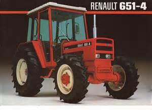 651 - Fiche technique Renault 651