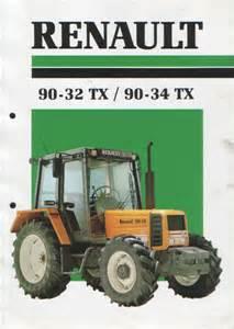 90 32 TX - Fiche technique Renault 90-32 TX