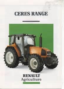 Ceres 70 - Fiche technique Renault CERES 70