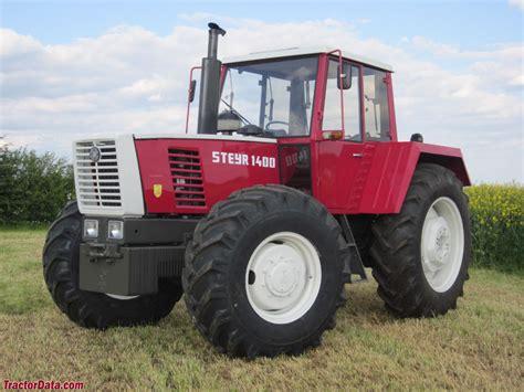1400 - Fiche technique Steyr 1400