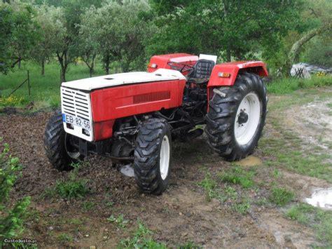 tracteur Steyr 650