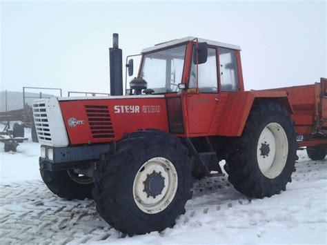8160 - Fiche technique Steyr 8160