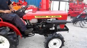 YM1300 - Fiche technique Yanmar YM1300