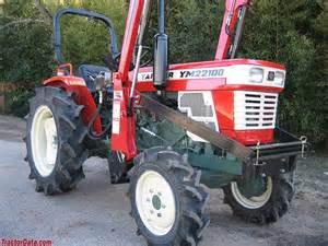 tracteur Yanmar YM2210D